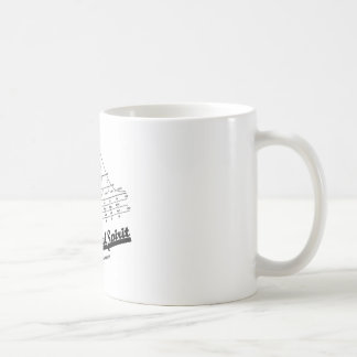 Statistical Spirit (Normal Distribution Curve) Coffee Mug