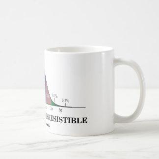 Statistically Irresistible (Stats Humor) Coffee Mug