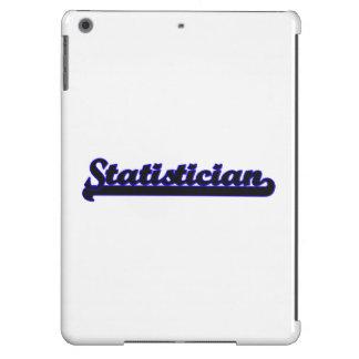 Statistician Classic Job Design iPad Air Cover