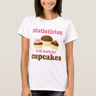 Statistician (Funny) Gift T-Shirt