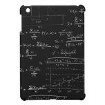 Statistics blackboard iPad mini covers