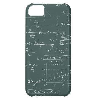 Statistics blackboard iPhone 5C case
