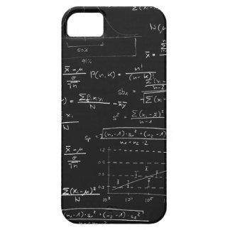 Statistics blackboard iPhone SE/5/5s case