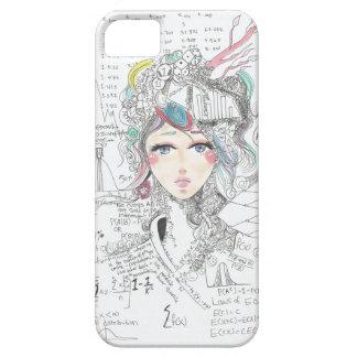 Statistics girl iphone5/5s case