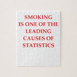 STATISTICS PUZZLE