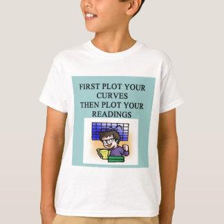 statistics statistician joke T-Shirt