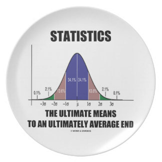 Statistics Ultimate Means Ultimately Average End Plate