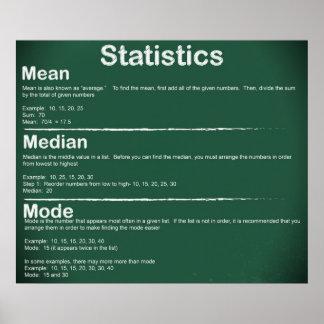 Statistics *UPDATED* Print