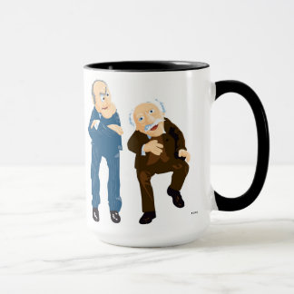 Statler and Waldorf Disney Mug