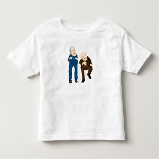 Statler and Waldorf Disney Toddler T-shirt