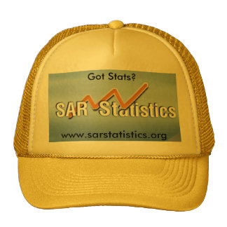 ¿Stats conseguido? , www.sarstatistics… Gorra