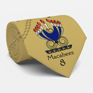 Stats del marcador - Macabees-8 Greeks-0 Corbatas Personalizadas