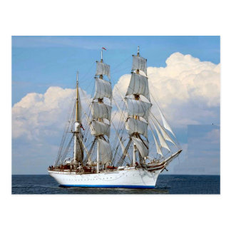 Statsraad Lemkuhl, nave alta noruega Postales