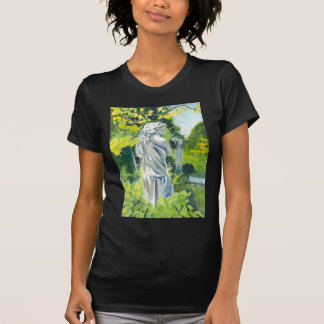 STATUE AT THE WELLERS CARRIAGE HOUSE -3 TEE SHIRTS