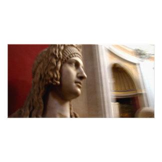 Statue Card
