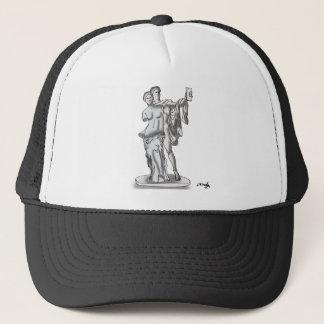 Statue Cartoon 9417 Trucker Hat
