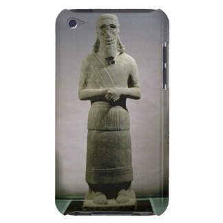 Statue dedicated to the god Haddad-Yishi (basalt) Barely There iPod Cover