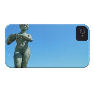 Statue for Gaspar de Portola, Barcelona Case-Mate iPhone 4 Case