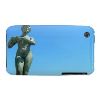 Statue for Gaspar de Portola, Barcelona iPhone 3 Case-Mate Case