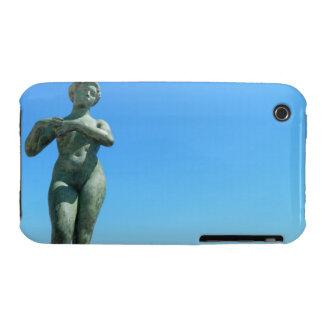 Statue for Gaspar de Portola, Barcelona iPhone 3 Case-Mate Cases