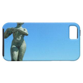 Statue for Gaspar de Portola, Barcelona iPhone SE/5/5s Case