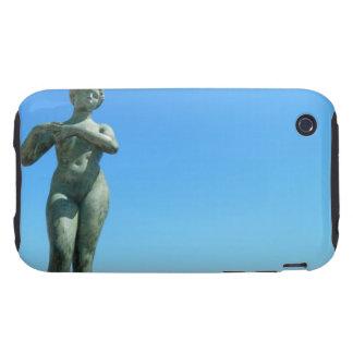 Statue for Gaspar de Portola, Barcelona Tough iPhone 3 Cover