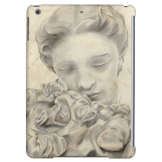 Statue in the Garden I iPad Air Covers