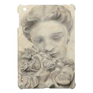 Statue in the Garden I iPad Mini Cover