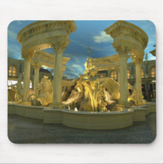 Statue inside Caesars Palace Mouse Pad
