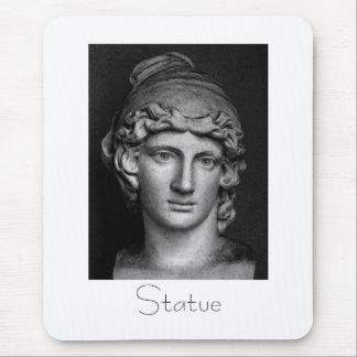 Statue Mousepad Design