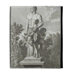 Statue of a Satyr at Versailles, 1675, from 'Vues iPad Folio Cover