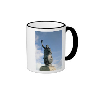 Statue of Alfred the Great Mugs