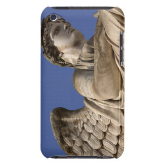 Statue of an angel , The Louvre , Paris , France iPod Case-Mate Cases