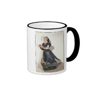 Statue of Antoinette de Fontette Coffee Mug