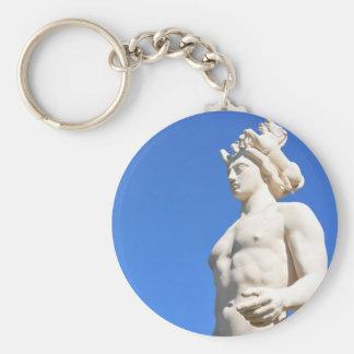 Statue of Apollo (Neptune) Keychain