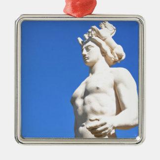 Statue of Apollo (Neptune) Metal Ornament