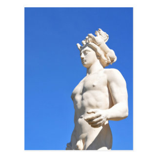 Statue of Apollo (Neptune) Postcard
