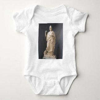 Statue of Athena Baby Bodysuit