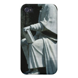 Statue of Averroes iPhone 4 Cover