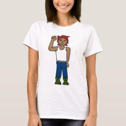 Statue of Bigotry T-Shirt