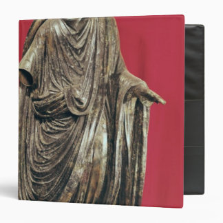 Statue of Caesar Julianus Pacatianus 3 Ring Binder
