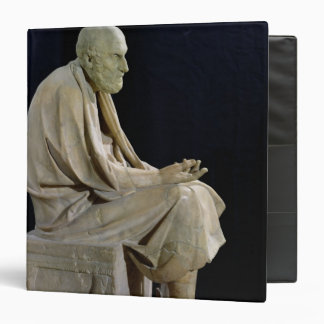 Statue of Chrysippus  the Greek philosopher Vinyl Binder