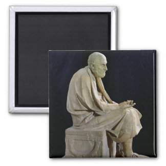 Statue of Chrysippus  the Greek philosopher Magnets