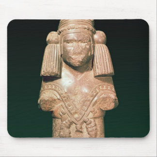 Statue of Coatlicue, ancient earth and mother Mouse Pad