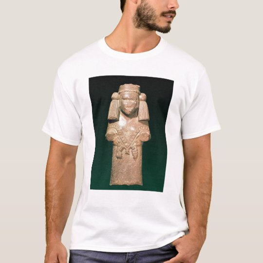 Statue of Coatlicue, ancient earth and mother T-Shirt