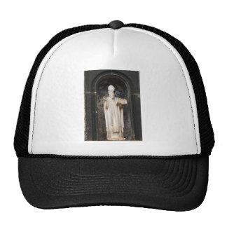 Statue of Dubrovnik's Patron Saint - Saint Blaise Hat