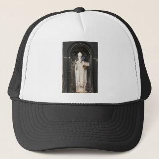 Statue of Dubrovnik's Patron Saint - Saint Blaise Trucker Hat