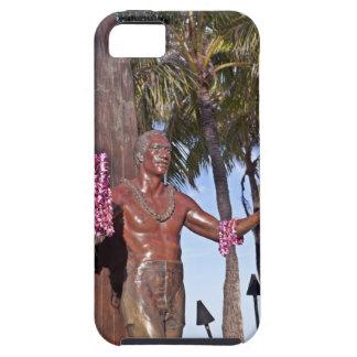 Statue of Duke Paoa Kahinu Mokoe Hulikohola iPhone SE/5/5s Case