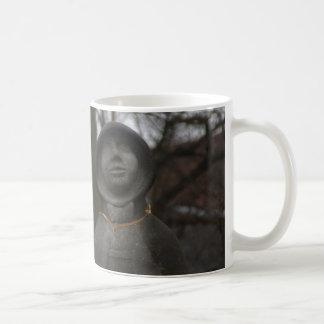 Statue of Gertrude van Oosten, Delft Coffee Mug