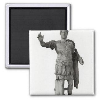 Statue of Hadrian  (marble Fridge Magnet